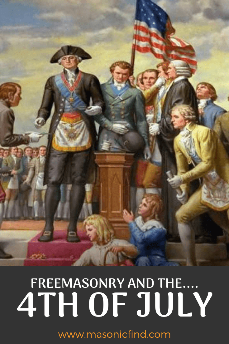 The Role Of Freemasonry In The Birth of The United States