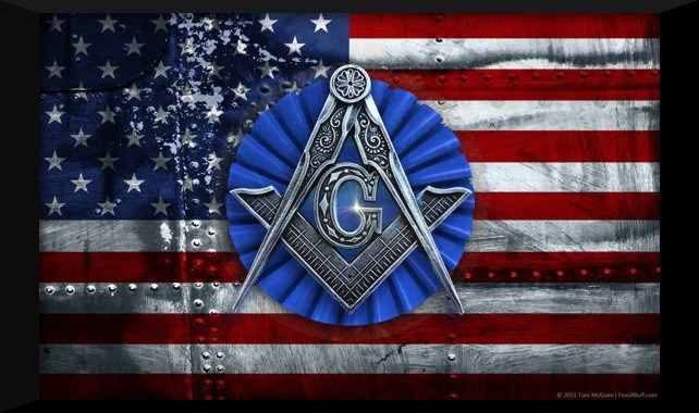 Freemasons And The 4th Of July on Presidents Day