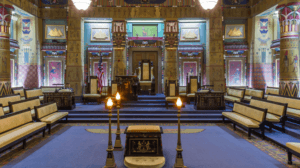 can you join the freemasons online