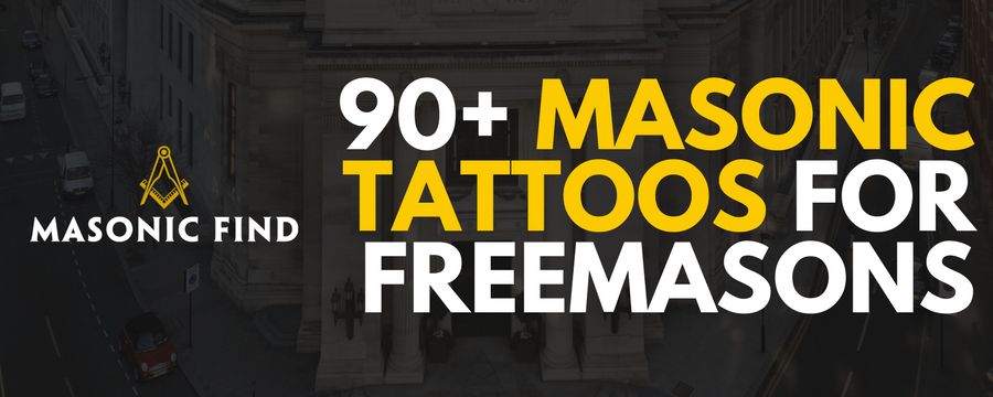 90 masonic tattoos