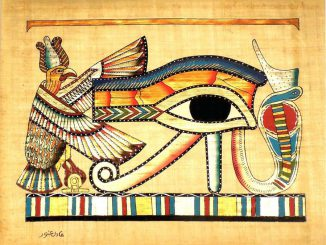 the all seeing eye of horus