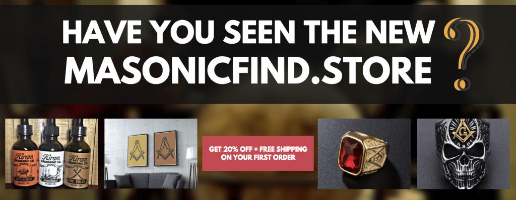 The MasonicFind Store