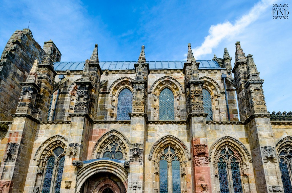 The Rosslyn Chapel Pictures