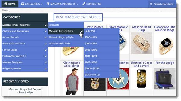 Freemason Store Review