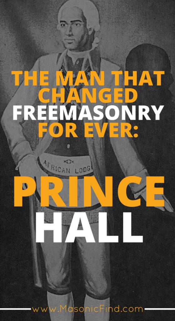 Short History of Prince Hall Masonry