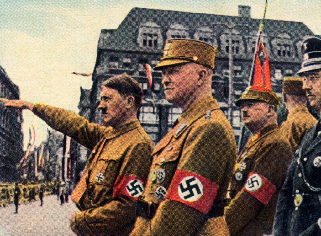freemasonry in nazi germany - the enabling act