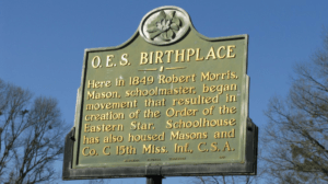 the birthplace of Robert Morris