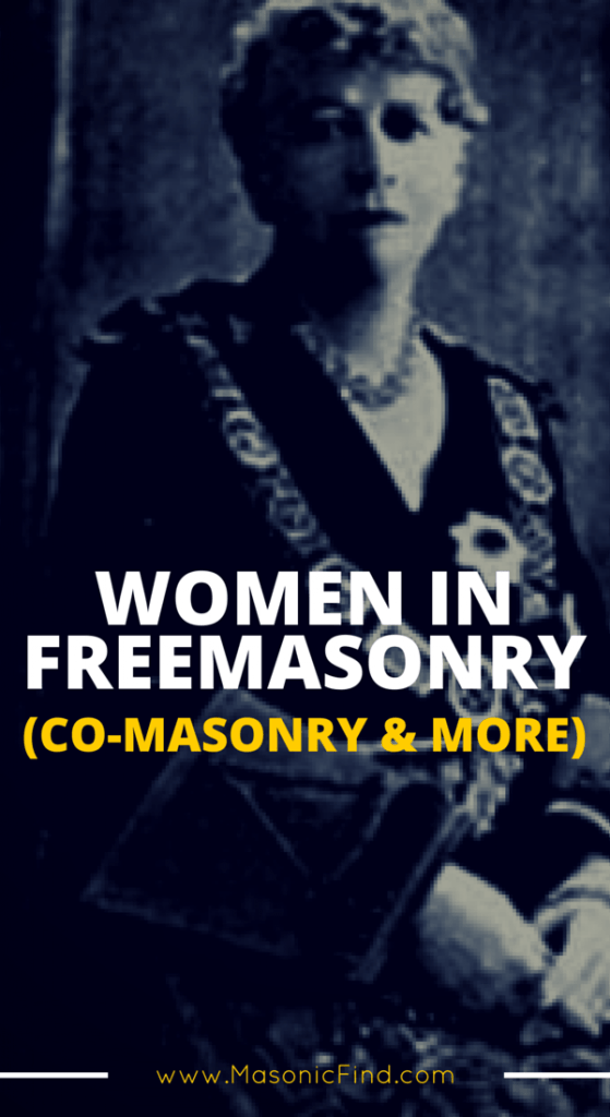 Women In Freemasonry? Yes, There Is Such A Thing!