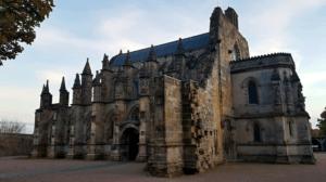 beautiful rosslyn chapel