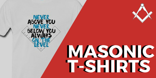 Masonic T Shirts For Sale By Masonic Find