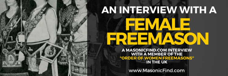 Interview With A Female Freemason