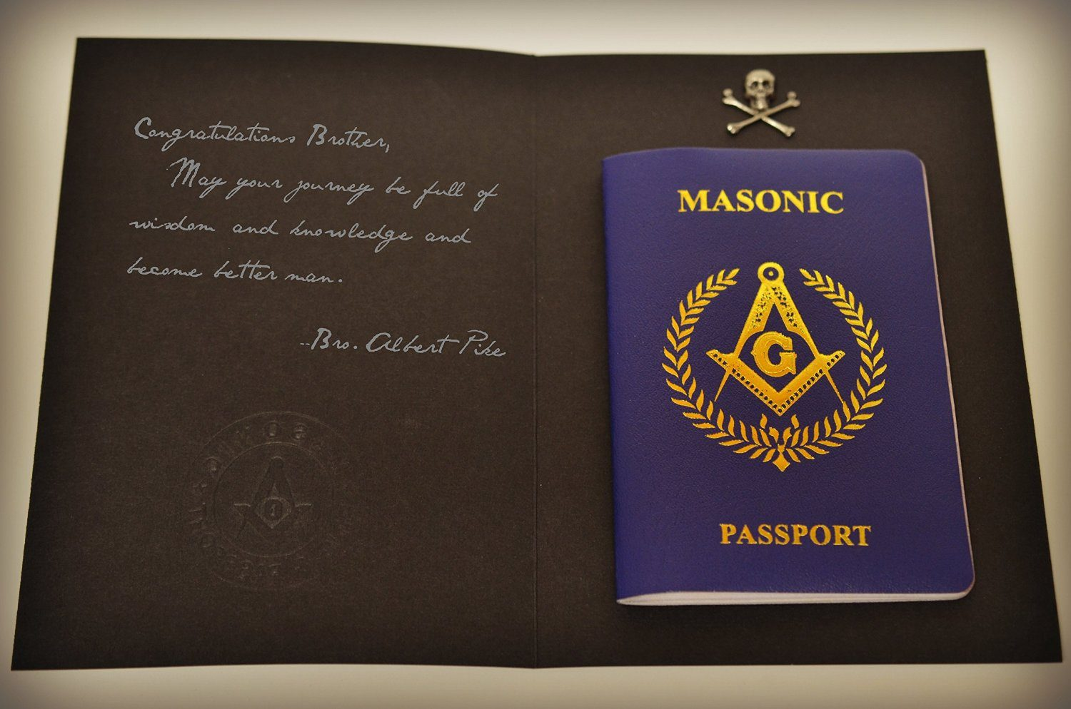 masonic passport