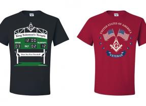 Our Interview With HiramAttire.com: Maker Of Unique Masonic T-Shirts.