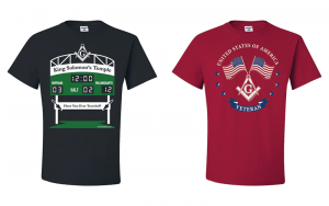 Our Interview With HiramAttire.com: Maker Of Unique Masonic T-Shirts.