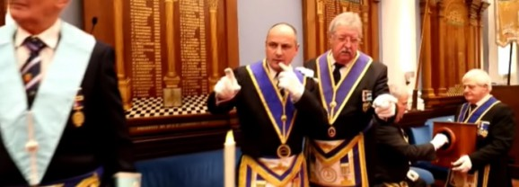 The Masonic Mannequin Challenge Is Here & We Love It