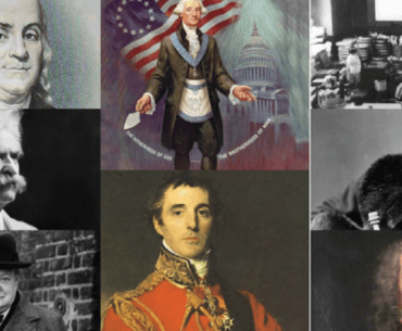 Historical Figures Associated With Freemasonry