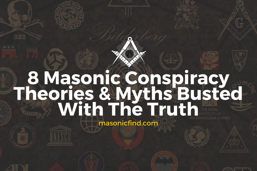 Masonic Conspiracy Theories