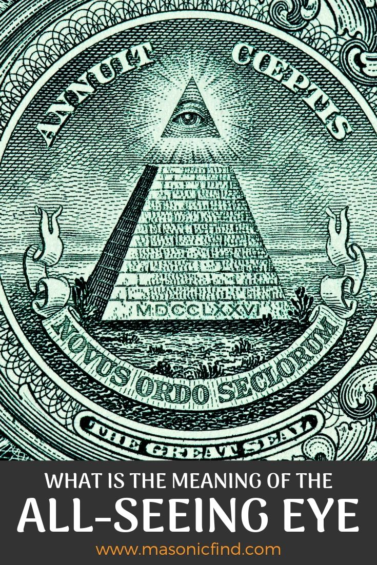 what is the meaning of the all seeing eye