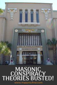 Masonic Conspiracy Theories