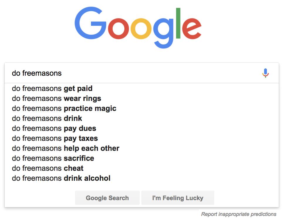 Do freemasons