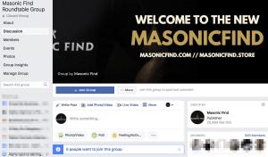 MasonicFind Facebook Group