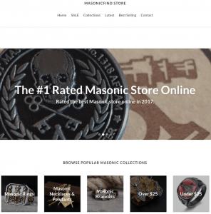 MasonicFind Store Coupon Code