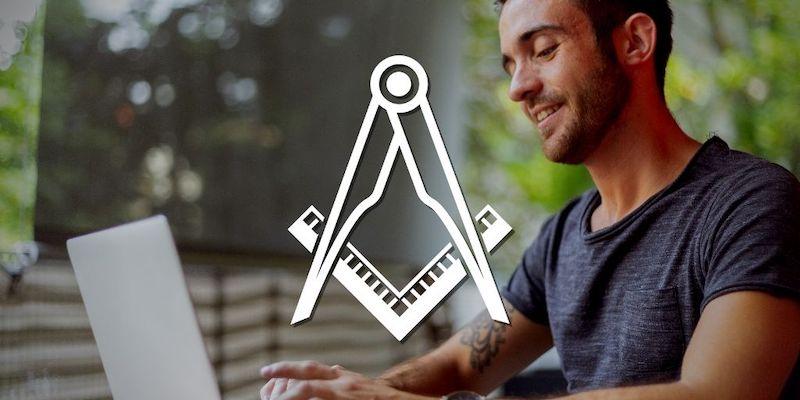 how to create a masonic lodge website