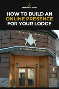 how to start a website for your lodge