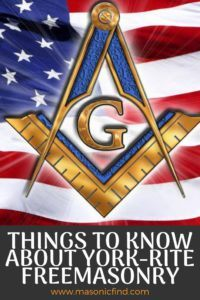 things to know about the york rite