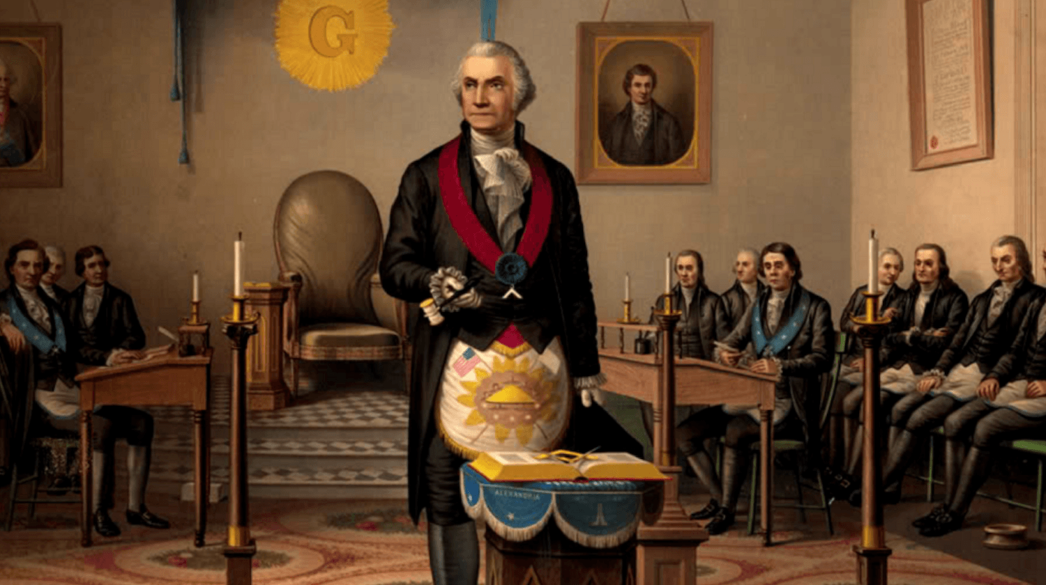was george washington a freemason