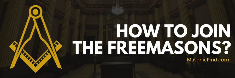 How To Join The Freemasons 2018 Guide