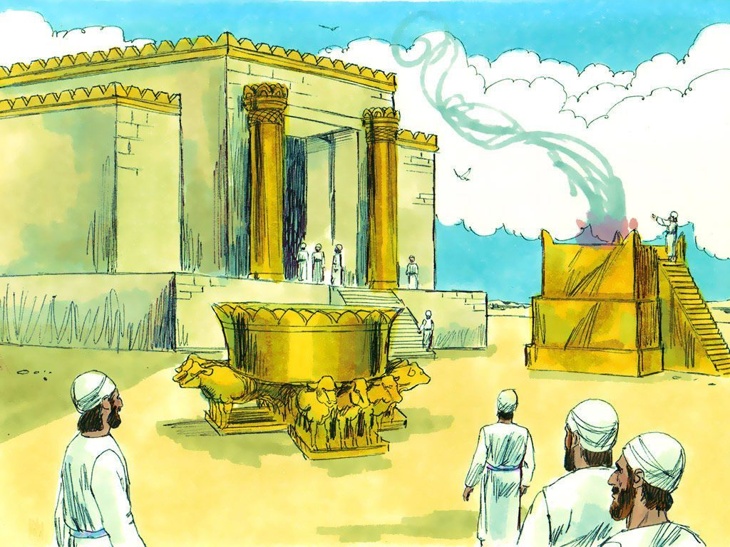 king solomons temple