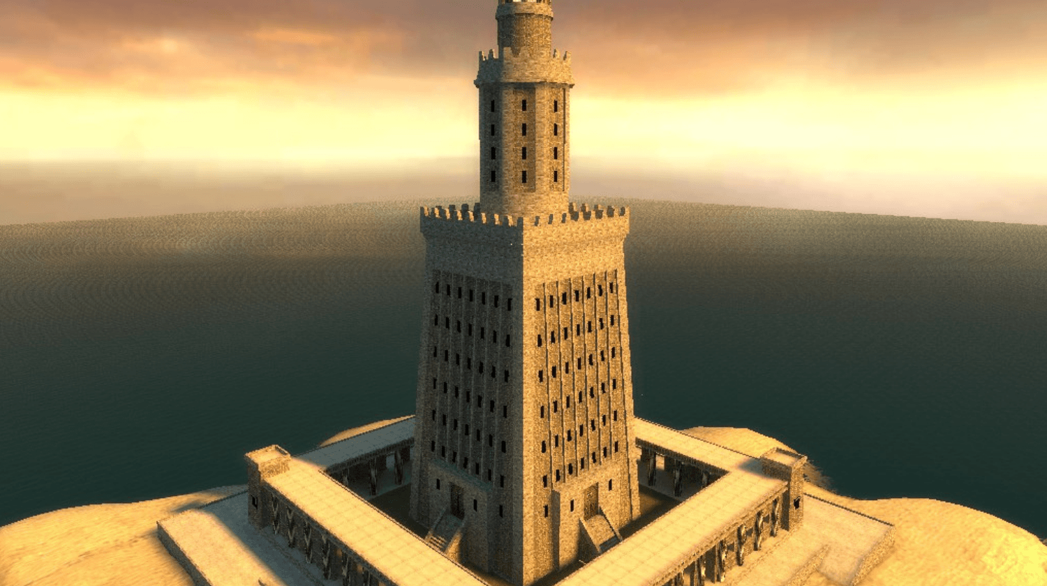 the ancient city of alexandria