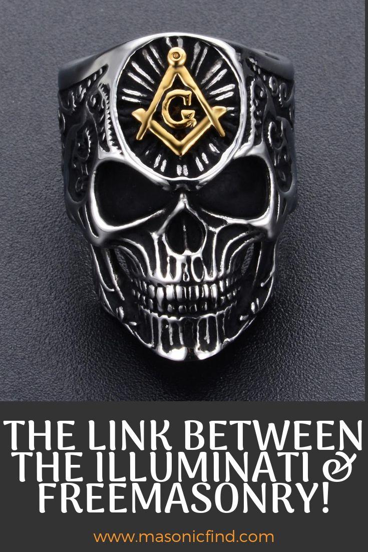 The Link Between The Illuminati & Freemasonry
