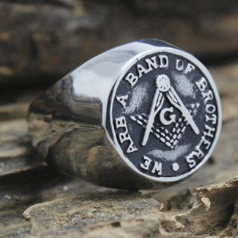 masonic rings