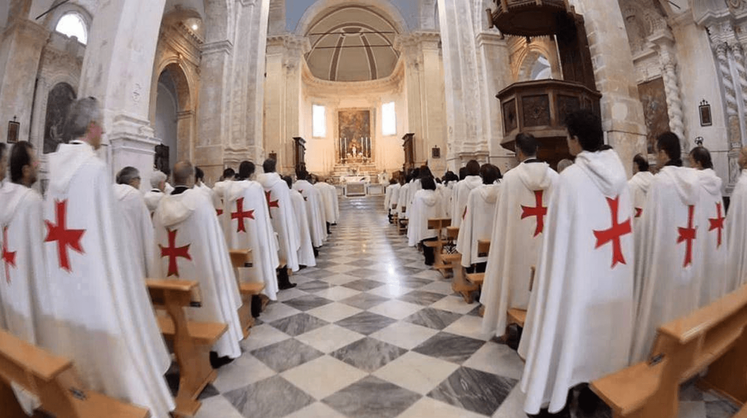 can you Become A Knights Templar