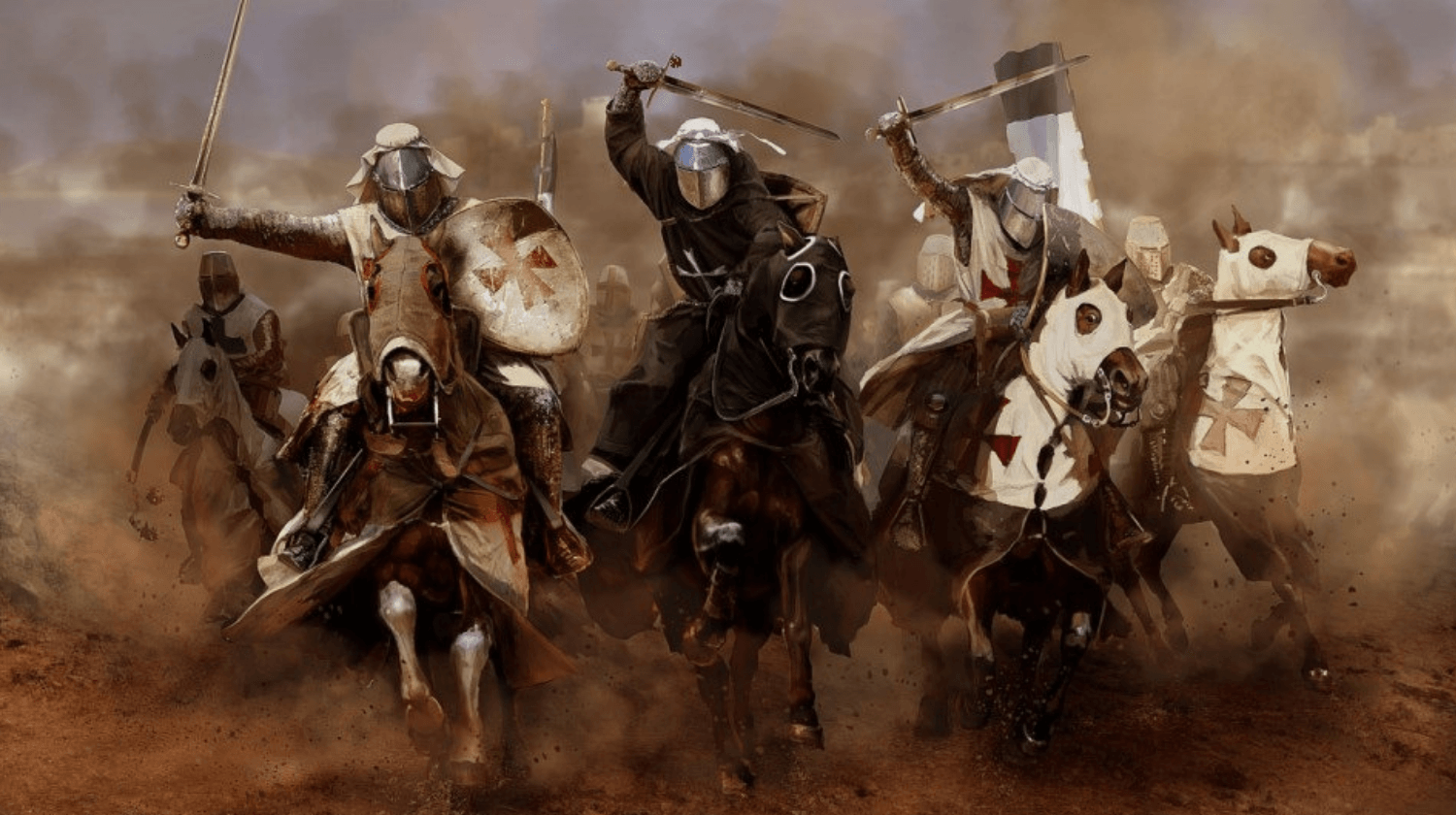How Were The Knights Templar Formed?