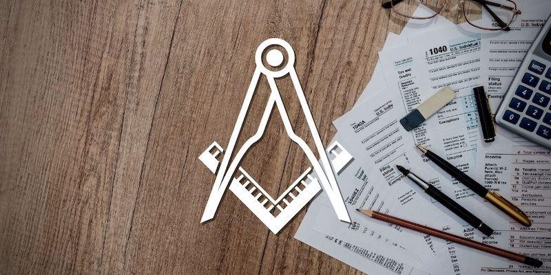do freemasons pay taxes?