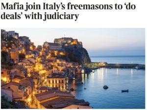 freemasonry and the mafia