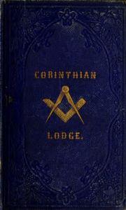 By Laws of Corinthian Lodge - L A Surette - 1859.pdf (page 1 of 198) 2019-01-26 07-18-08