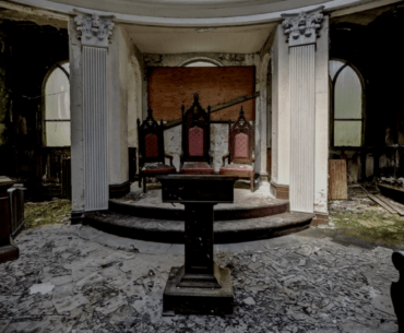 haunted masonic lodge