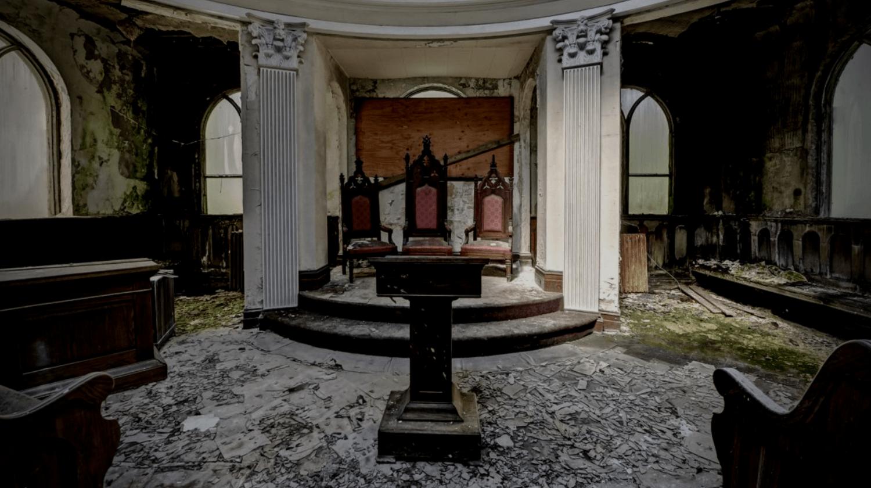 haunted masonic lodge
