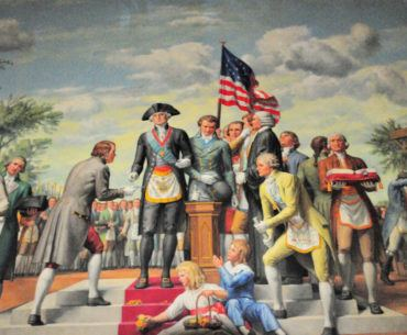Freemasonry & The American Revolution