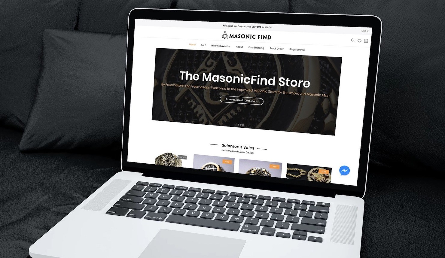 the masonic find store