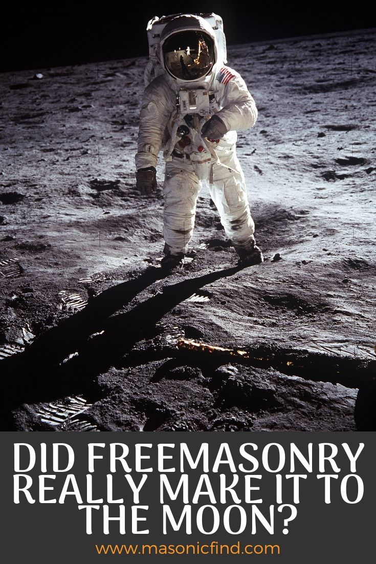 Did Freemasonry Really Make It To The Moon?