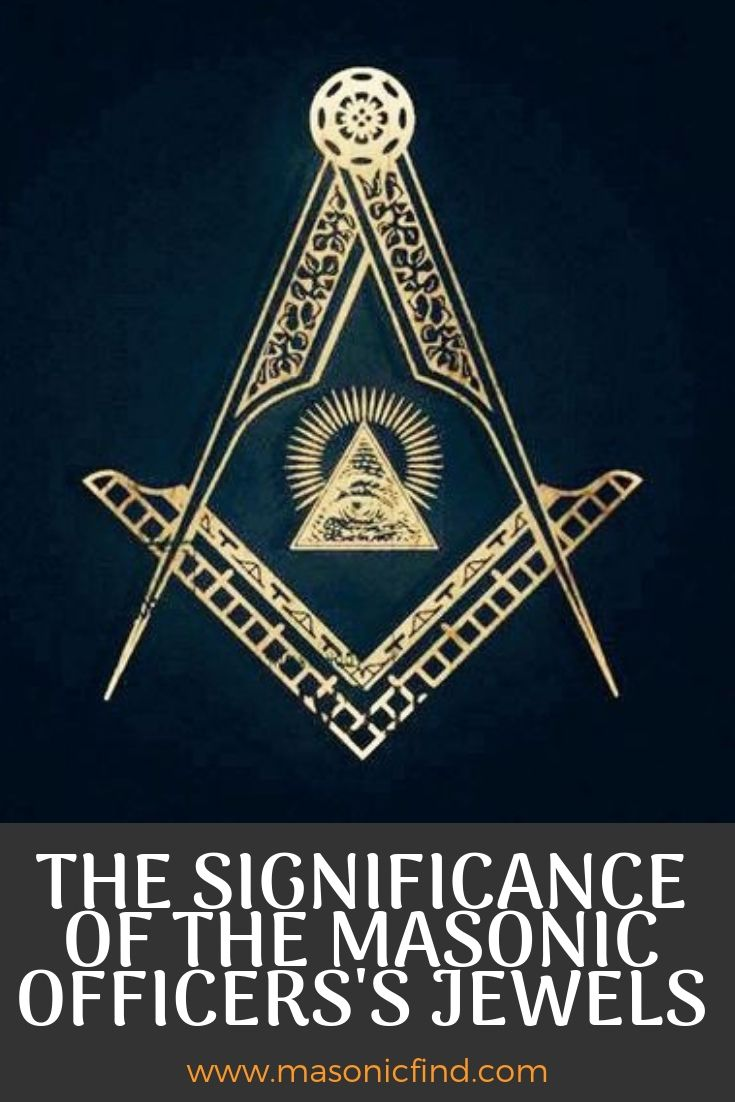 The Significance Of Masonic Jewels