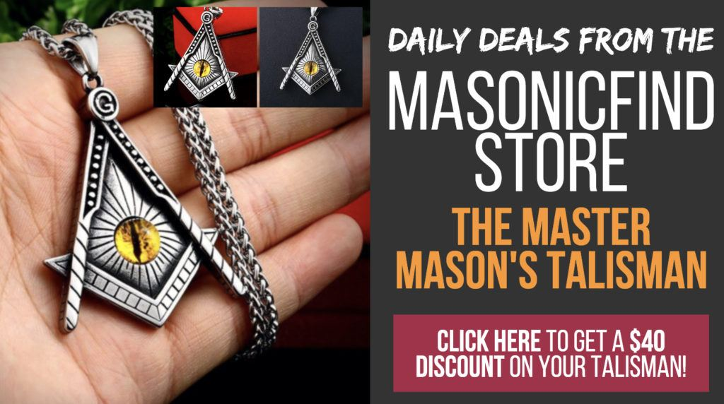 masonicfind store daily deals - the talisman