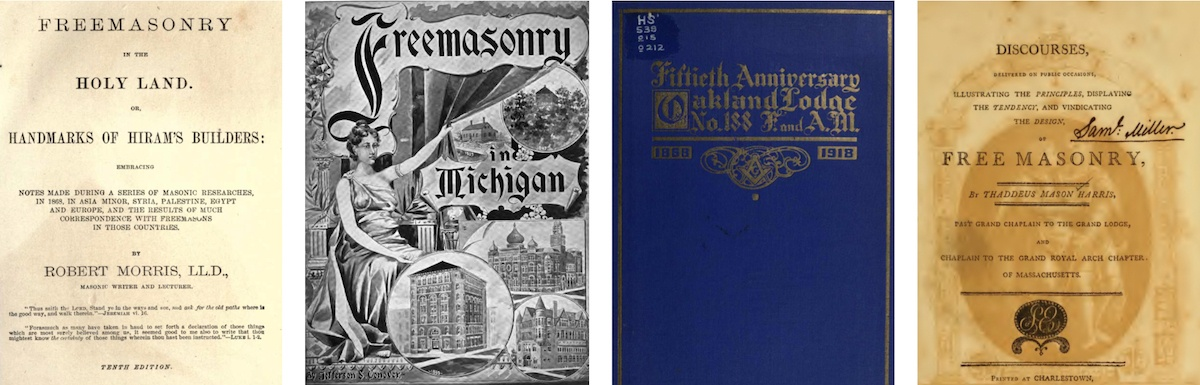 Masonic Books 01