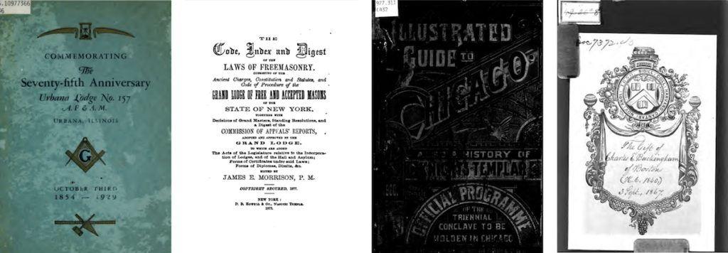 Masonic Books 03