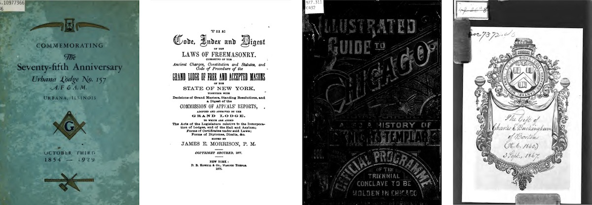 Masonic Books 03